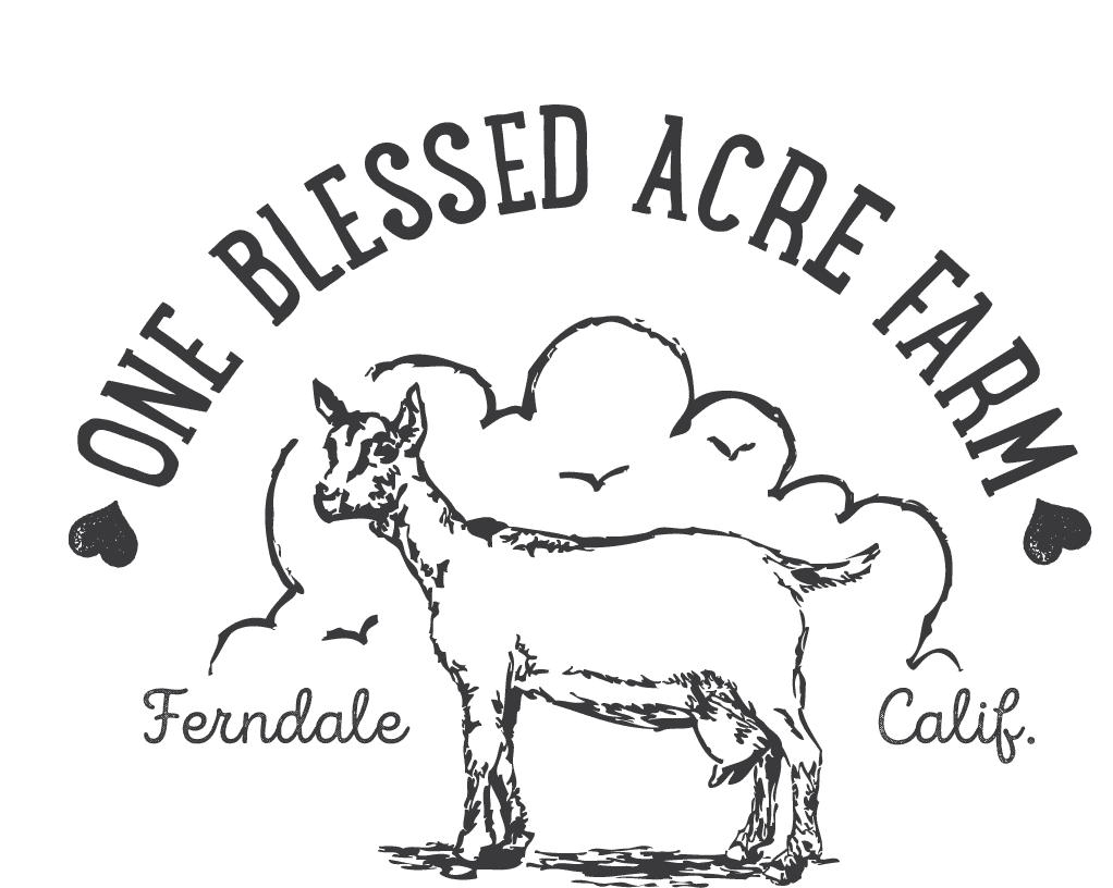 One Blessed Acre Farm Logo